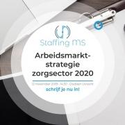 Arbeidsmarktstrategie zorgsector 2020